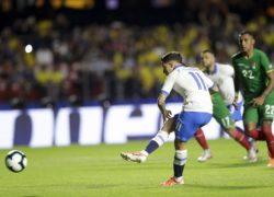 Бразилия – Венесуэла. Прогноз на матч Копа Америка (19.06.2019)